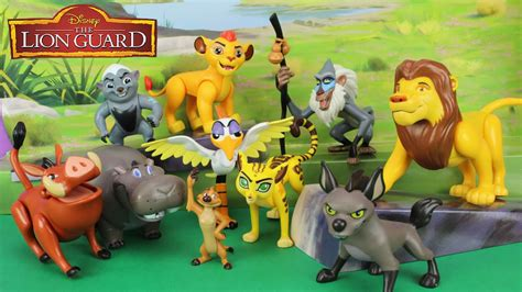 Meet The Lion Guard Pride Lands Characters