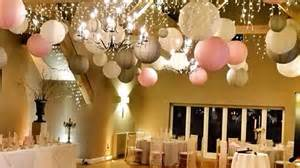 glamorous winter hanging lanterns at the hyde barn
