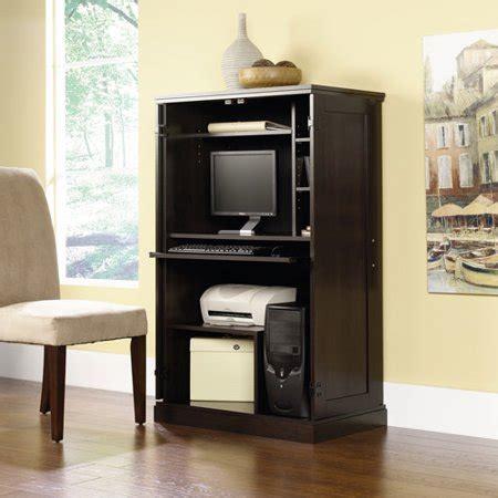 Sauder Computer Armoire, Multiple Finishes   Walmart.com