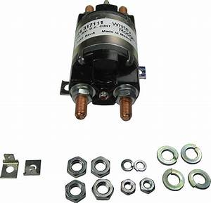 Yamaha G1 Electric Golf Cart 36 Volt  124 Solenoid