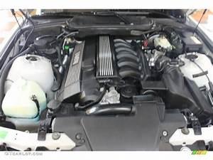 1998 Bmw 3 Series 323i Convertible Engine Photos