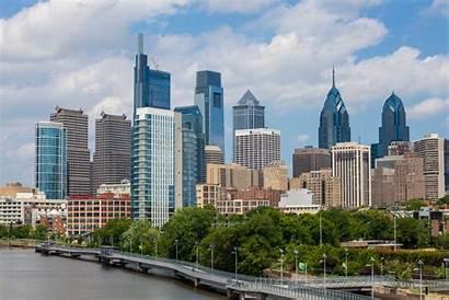 Philly Philadelphia Skyline Jobs Banks Ly Greater