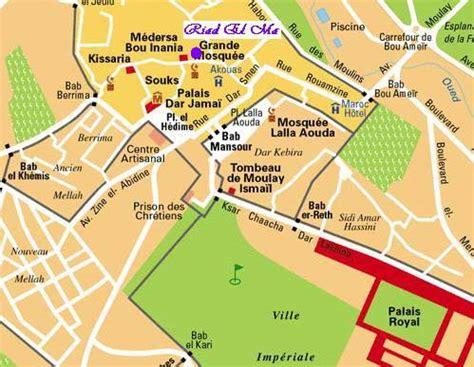 chambres d hotes marrakech riad meknes chambres d 39 hôtes maroc riad el ma se