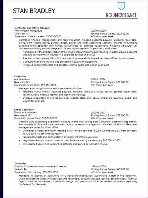 Federal Resume Exle by 8 Excel Resume Template Exceltemplates Exceltemplates