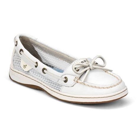 White Sperry Boat Shoes by White Sperry Boat Shoes Fashion
