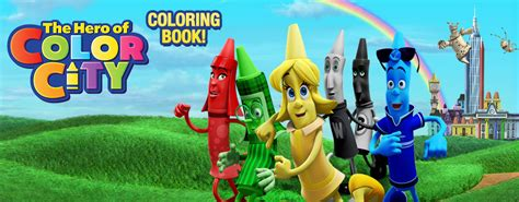 the of color city the of color city coloring book