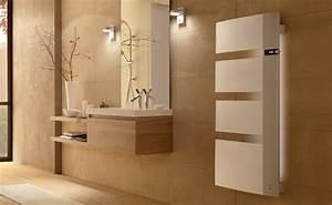 radiateurs seche serviettes electrique atlantic With seche serviette design salle de bain