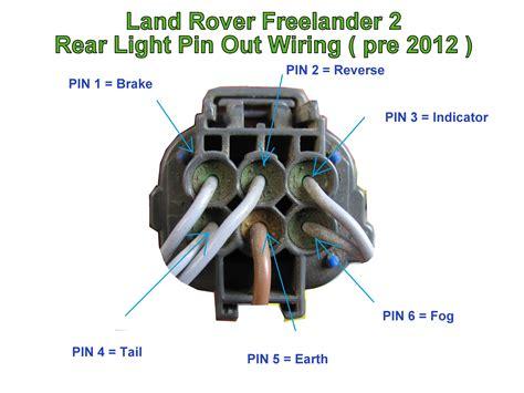 land rover freelander 2 led rear light l upgrade