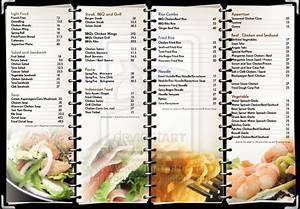 40 ejemplos de cartas de menu para restaurantes VisualGraf Comunicación