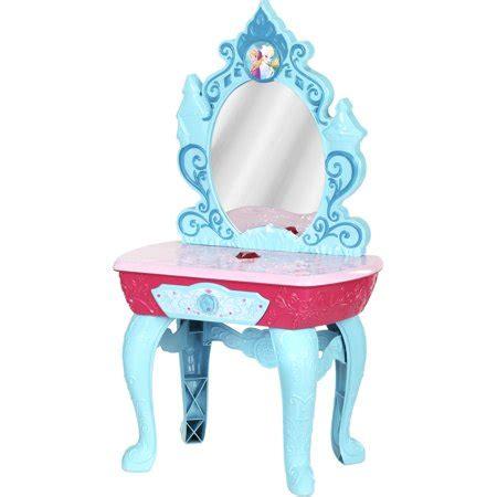 Frozen Kingdom Vanity by Disney Frozen Vanity Walmart