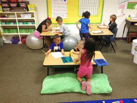 alternative seating  action  children