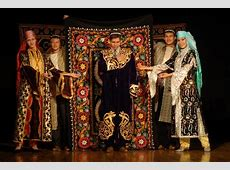 Samarkand theatre of historical costume El Merosi
