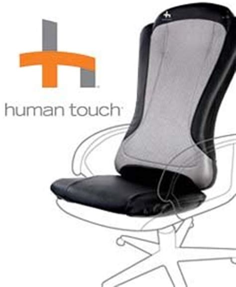 Chair Pad With Rollers by Human Touch Ht 1470 Back Pad Roller