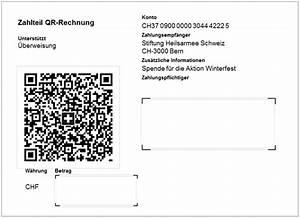 Herstellergarantie Ohne Rechnung : spezifizierungen zur neuen qr rechnung run my accounts ~ Themetempest.com Abrechnung