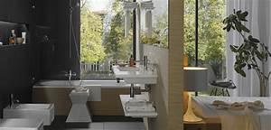 Petite Salle De Bain Ouverte Sur Chambre : 10 salles de bains ouvertes sur chambre originales et audacieuses d co salle de bains d co ~ Melissatoandfro.com Idées de Décoration