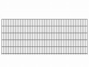 Doppelstabmattenzaun Anthrazit 8 6 8 : doppelstab gittermatte schwer 8 6 8 ral 7016 anthrazit h he 1030mm ~ Buech-reservation.com Haus und Dekorationen