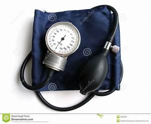 Blood Pressure Pump Stock Photo - Image: 2502220