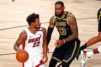 Butler Jimmy Lakers Nba Heat Finals Miami