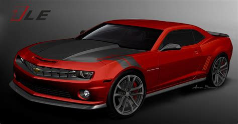 chevrolet camaro le concept news information research