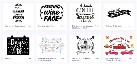 Free cliparts that you can download to you computer and use in your designs. The Best Free SVG Files For Cricut & Silhouette - Free ...