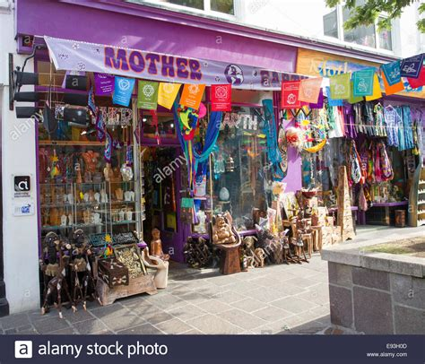 Mother Earth New Age Gift Shop St Helier Jersey The