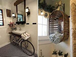Pinterest Decoration : upcylced bathroom ideas bathroom design stuff pinterest gardens bathrooms decor and home ~ Melissatoandfro.com Idées de Décoration
