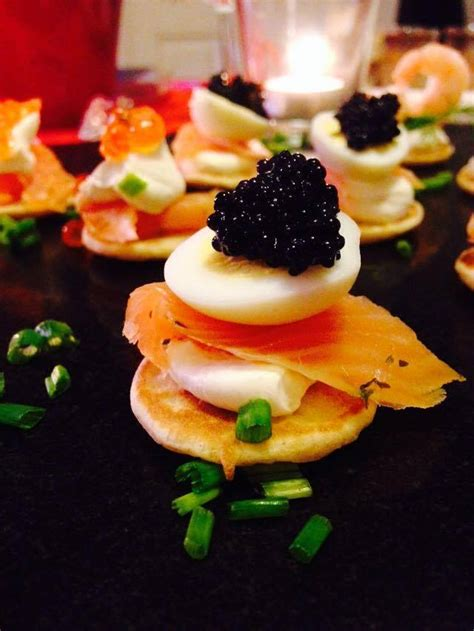 canape recipes uk 39 s lemon and dill cheese for blini canapes recipe
