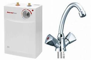 Boiler Für Küche : warmwasserspeicher set untertischger t boiler f r k che 5l mit armatur qmix12 ebay ~ Yasmunasinghe.com Haus und Dekorationen