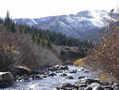 Arkansas River Rock Colorado Rivers Headwaters Religious