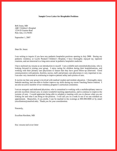physician assistant cover letter doctor letter exle resume format
