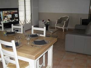 Salle A Manger Avec Salon : salon inverse avec la salle a manger photo 2 4 il ~ Premium-room.com Idées de Décoration