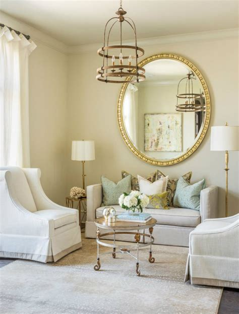9 living room wall mirrors for sweet home Interior