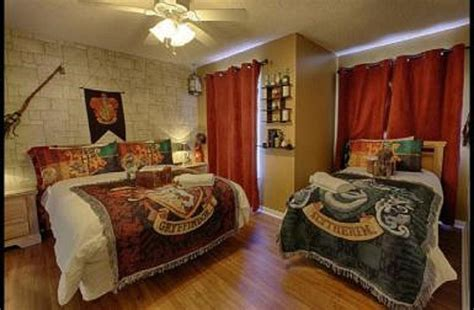 How To Create A Harry Potterthemed Child's Bedroom
