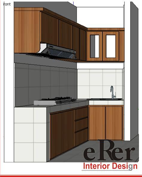 Kitchen Jogja by Erer Interior Kitchen Set Kitchen Set Jogja