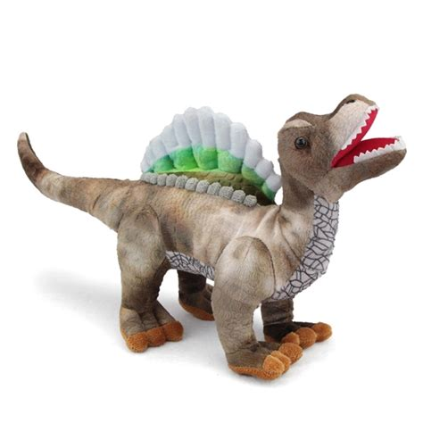 playsets for stuffed spinosaurus 18 inch plush dinosaur by at