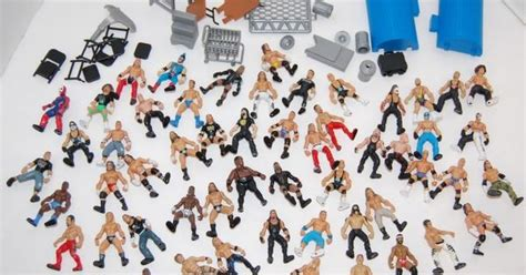 54 Wwe Micro Agression Wwf Wrestlers 2
