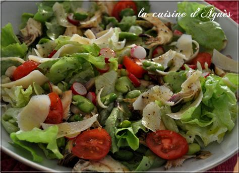 cuisine toscane salade croquante à la toscane la cuisine d 39 agnèsla cuisine d 39 agnès