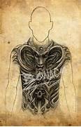 Big Baphomet for tatto...
