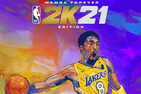 Kobe Bryant will be on the NBA 2K21 cover - Silver Screen ...