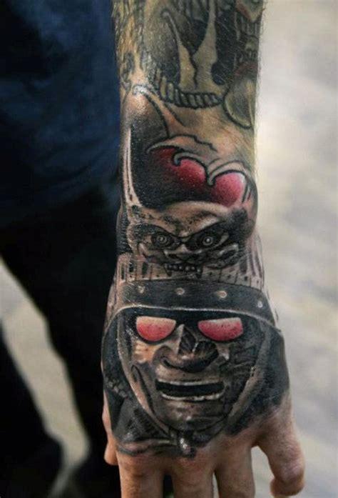 mens hand tattoo ideas  dont suck badass hand tattoos