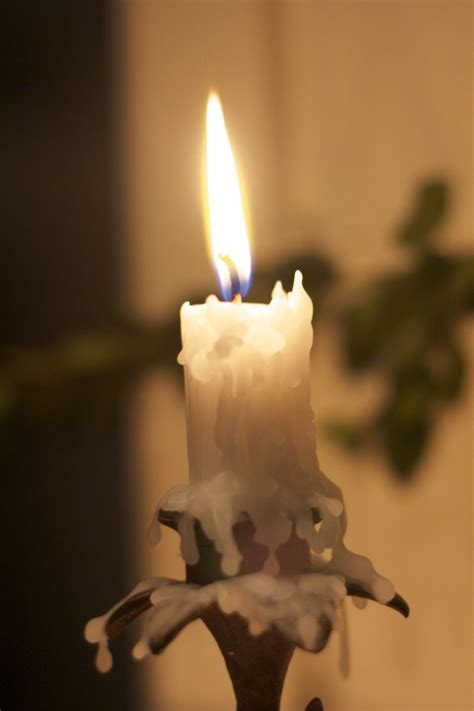 Wax For Candle by Candlelight Wax Light In The Darkness In 2019