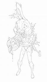 Character Drawing Guiton Edouard Edouardguiton Zombicide Guest Special Box sketch template