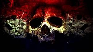 skull wallpaper by enzi88 on DeviantArt
