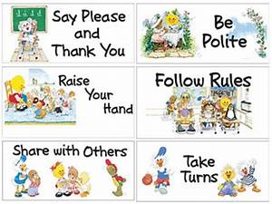 good manners and right conduct clipart 3 | Clipart Station