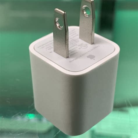 Genuine Apple iPhone 5W Watt USB Power Charger Adapter for ...