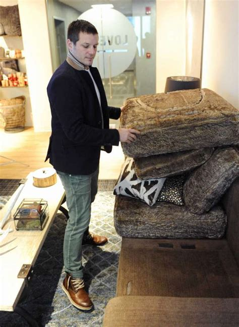Lovesac Ceo by Lovesac Revenues Rise Sharply In Second Quarter The