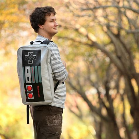 Nintendo Controller Backpack Shut Up And Take My Money