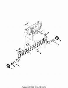Troy Bilt 13wqa2kw011 Super Bronco 54  2015  Parts Diagram