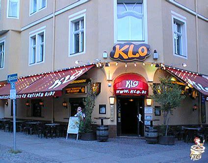 klo kneipe barskneipen essen trinken berlin kurfuerstendamm