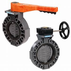 By Series Butterfly Valves